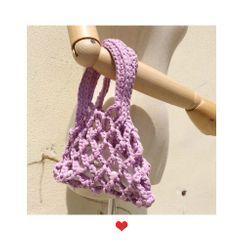 SUTOZ - 编织纯色手提肩背包