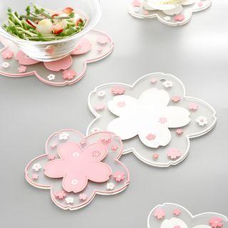 Koringa - Sakura Heat Resistant Coaster