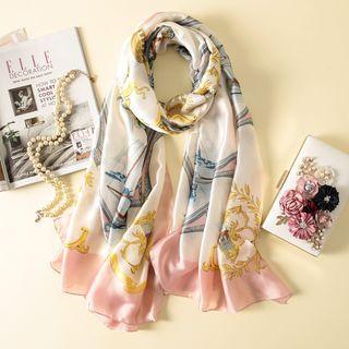 Silksong - Printed Shawl