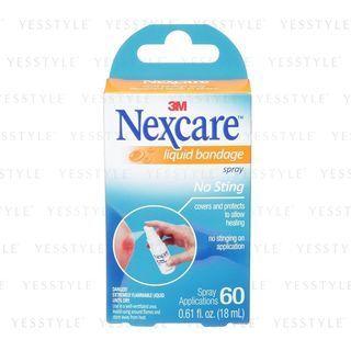 3M - Nexcare No Sting Spray Liquid Bandage