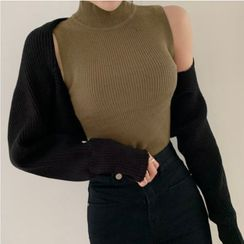 Dictynna - 短款开胸外套
