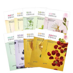 Goodal - Mild Sheet Mask (10 Types)