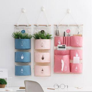 Home Simply - Print Hanging Pocket