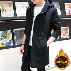 Wild Dragon - Hooded Long Jacket