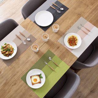 Home Simply - 防水橫條餐墊