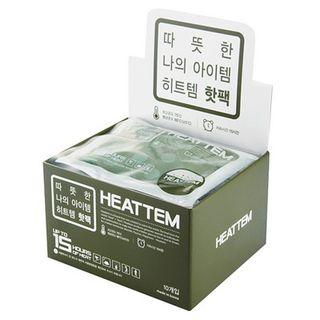 LIFE STORY - 套裝: HEATTEM 系列 Heat Pack (10 件)