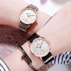 Biccup - 帆布帶式手錶