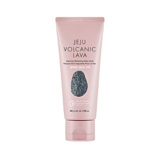 THE FACE SHOP - Jeju Volcanic Lava Impurity-Removing Nose Pack