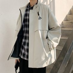 ITIS - Oversize Zip Jacket