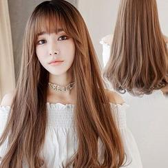 SEVENQ - Long Full Wig - Straight