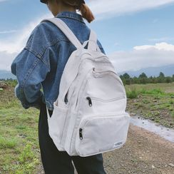 OUCHA - Canvas Backpack