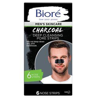 Kao - Biore - Mens Charcoal Nose Strip