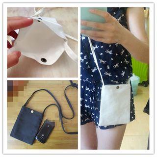 Cloud Forest(クラウドフォレスト) - Mini Mobile Phone Crossbody Bag
