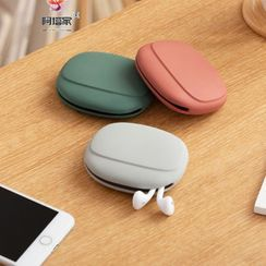 Lazy Corner - Silicone Earphone Pouch