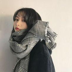 CIMAO - 格子圍巾