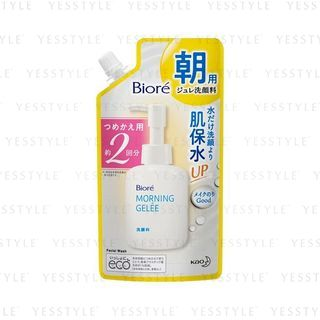 Kao - Biore Morning Gelee Facial Wash Refill