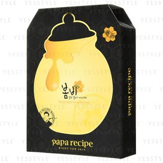 Papa Recipe - Bombee Black Honey Mask Pack