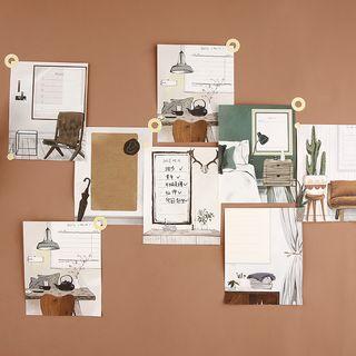 Monez - Sticky Notes (various design)