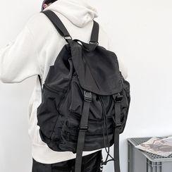 Carryme - Plain Drawstring Backpack