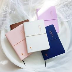 BABOSARANG - 2020 Pleather-Cover Weekly Planner (S)