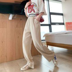 efolin - Straight-Cut Pants