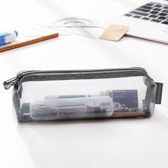 Fun House - Mesh Pencil Case