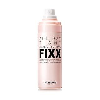 so natural - All Day Tight Make Up Setting Fixer General Mist