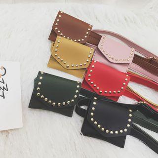 Trendy Spot - Kids Faux Leather Waist Bag