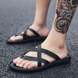 MARTUCCI - Strappy Flip Flops