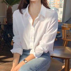 EFO(イーエフオー) - Long Sleeve Shirt