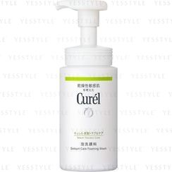 Kao - Curel Sebum Trouble Care Foaming Wash