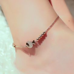 Phoenixia - Metal Anklet