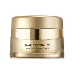 The Saem - Snail Essential EX Wrinkle Solution Cream 60ml