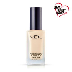 VDL - Perfecting Last Foundation SPF30 PA++ 30ml (10 Colors)
