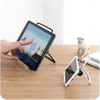 Good Living - Foldable Metal Tablet / Phone Stand