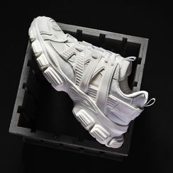 MARTUCCI - Couple Matching Platform Sneakers