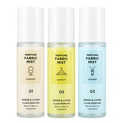 TOSOWOONG - Perfume Fabric Mist 100ml (3 Types)