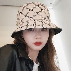 4.4 STUDIO - Patterned Bucket Hat