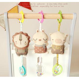 DOLLIY - Baby DIY Animal Hanging Decoration