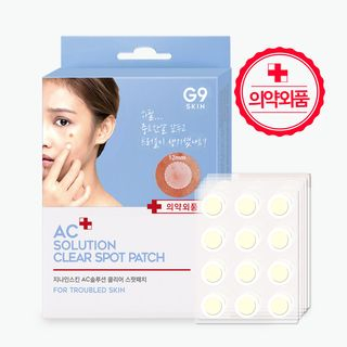 G9SKIN - AC Solution Acne Clear Spot Patch 60pcs