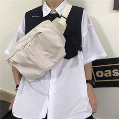 Banash - 純色斜背包