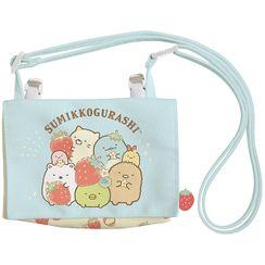 San-X - San-X Sumikko Gurashi Shoulder Bag (Light Blue)