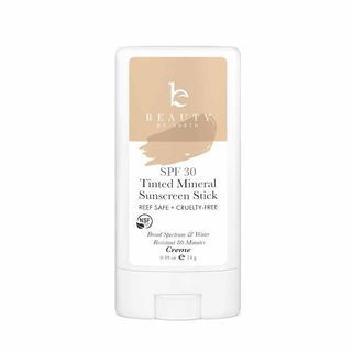 Beauty by Earth - Tinted Mineral Sunscreen Sticks - SPF 30 (Creme)