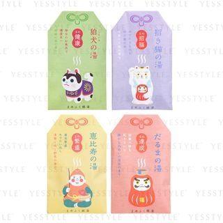 CHARLEY - Japanese Lucky Charm Bath Salt 20g - 8 Types