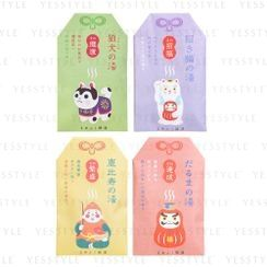CHARLEY - Japanese Lucky Charm Bath Salt 20g - 8 Types
