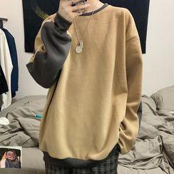 INStudio - Two-Tone Sweatshirt