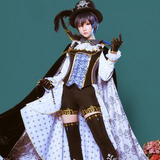 Neiko - Black Butler Ciel Phantomhive Cosplay Costume Set