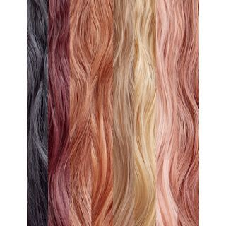 pinkage - Salon Color Series - Wavy Hair Extension