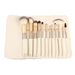 Stroke of Beauty - Set of 12: Makeup Brushes