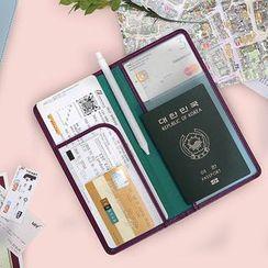 bellflowers - Passport Case